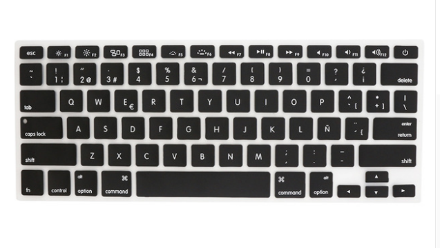 cambiar teclado macbook air Captur21