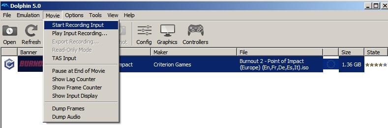 Making videos for Burnout 2 Crash Mode Start_10
