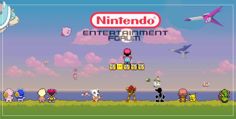 Nintendo Entertainment Forum.