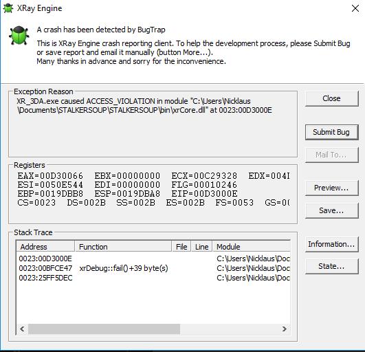 StalkerSoup installation problems... Untitl10