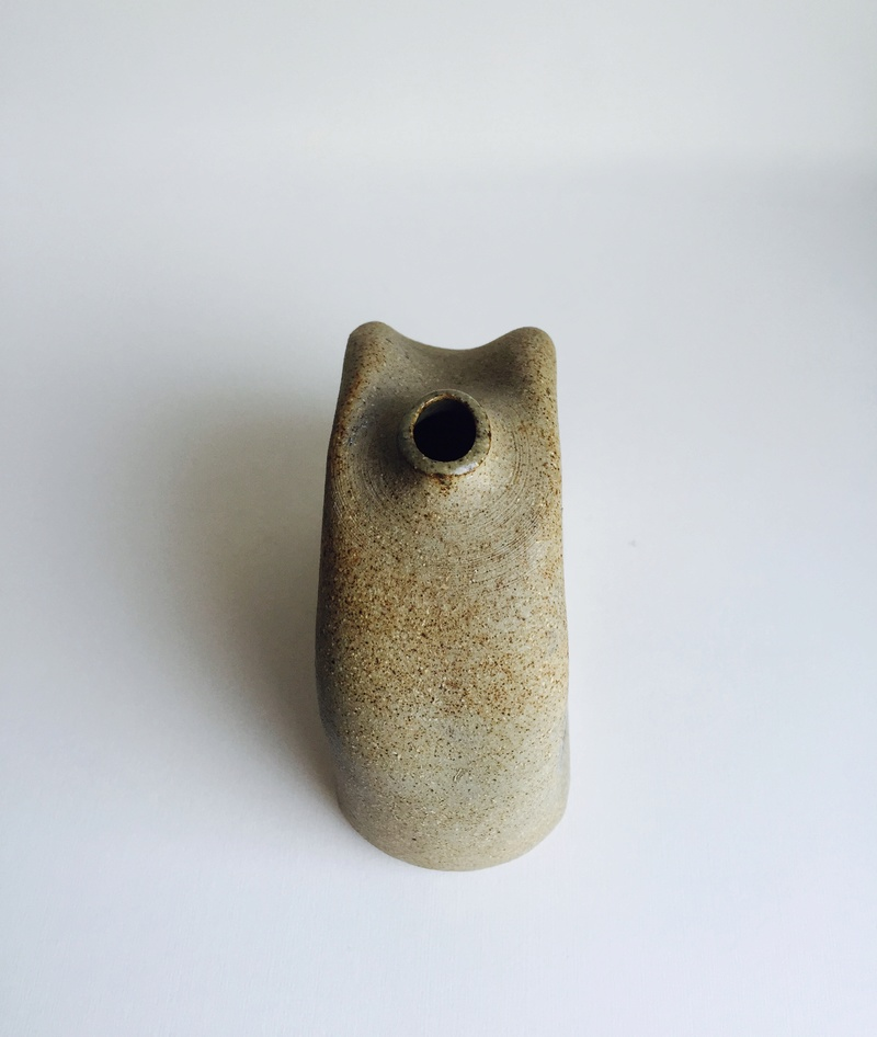 STONEWARE JAPANESE TYPE POURING VESSEL Img_9415