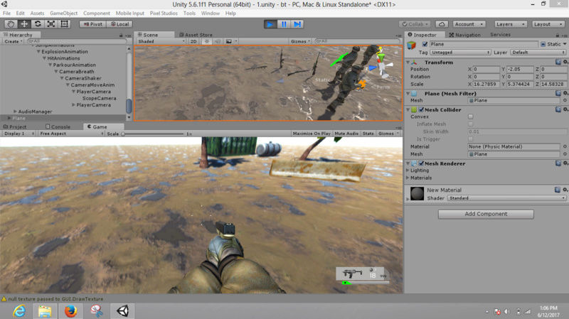 Unity 5 | FPS Essentials Kit - FPSE! - Page 2 Fps11