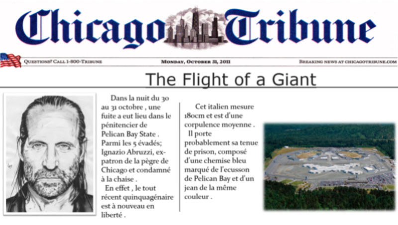 Chicago Tribune - The Flight of a Giant  Ignazi10