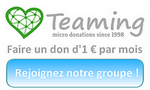 Faire un don à l'association Teamin15