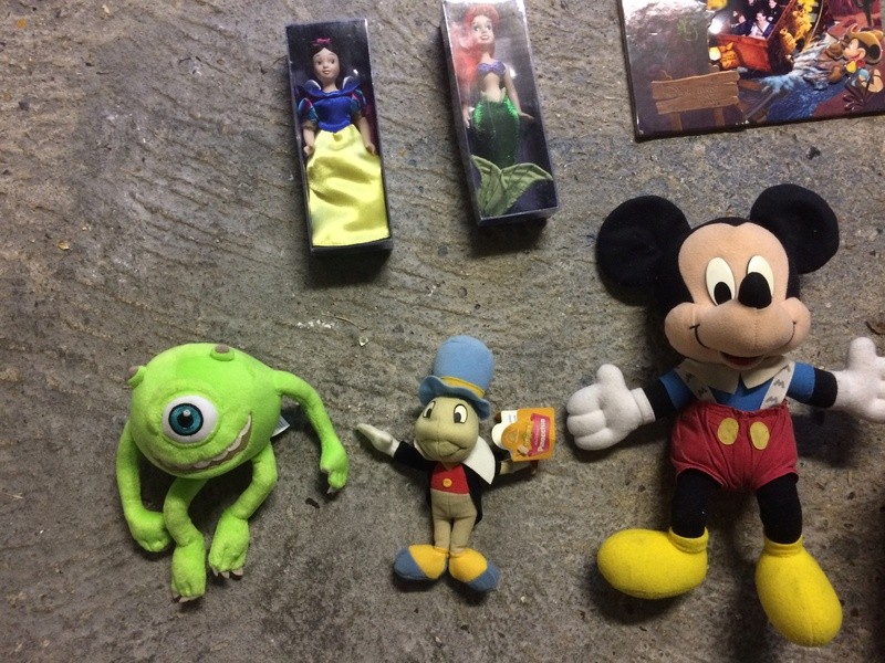 Update N°5 (31.01.18) ! : [Collection] Un aperçu de ma collection Disney/Disneyland Img_5140