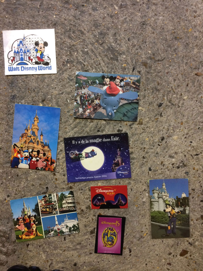 Update N°5 (31.01.18) ! : [Collection] Un aperçu de ma collection Disney/Disneyland Img_5142