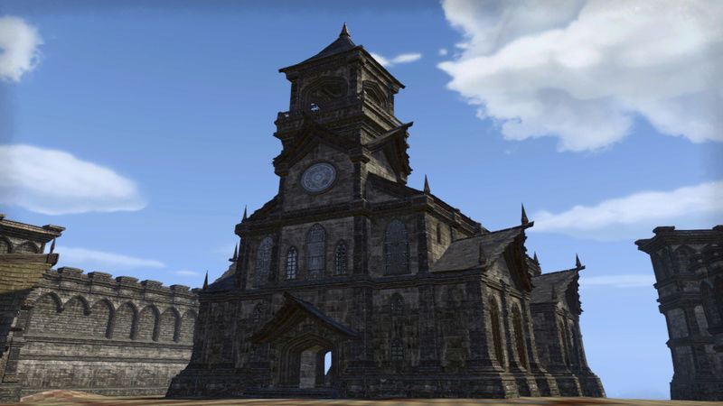 [Out of the map] Skingrad Eso64_12