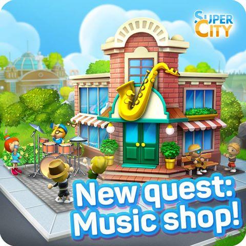 Le magasin de musique 011