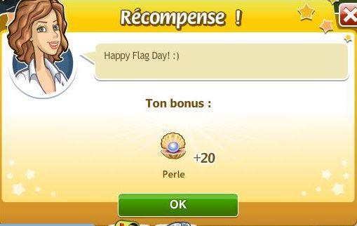 bonus de 20 perles  19145910