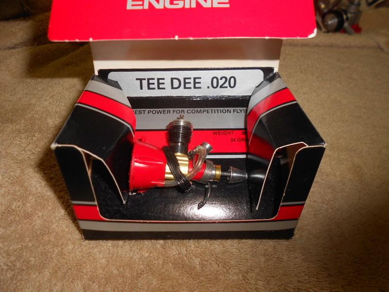 For Sale: Cox Tee Dee engines.  020, 049, 051 . Rat Race 049 reed valve - Norvell 061 Cox_0210