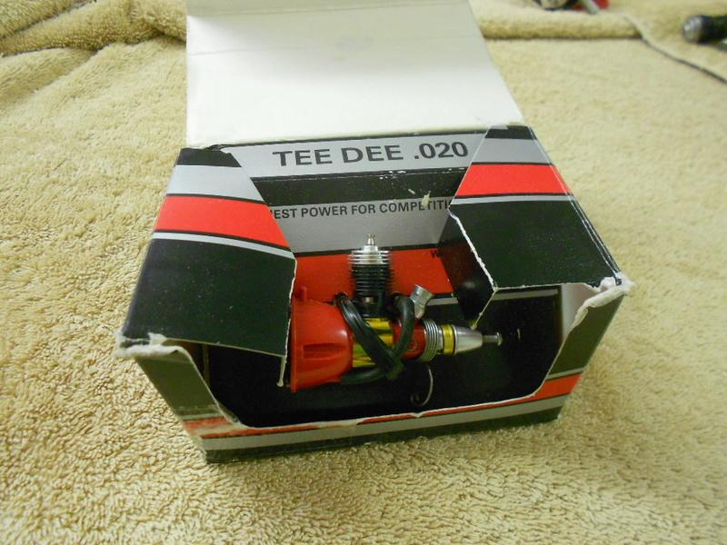 For Sale: Cox Tee Dee engines.  020, 049, 051 . Rat Race 049 reed valve - Norvell 061 Cox_0212