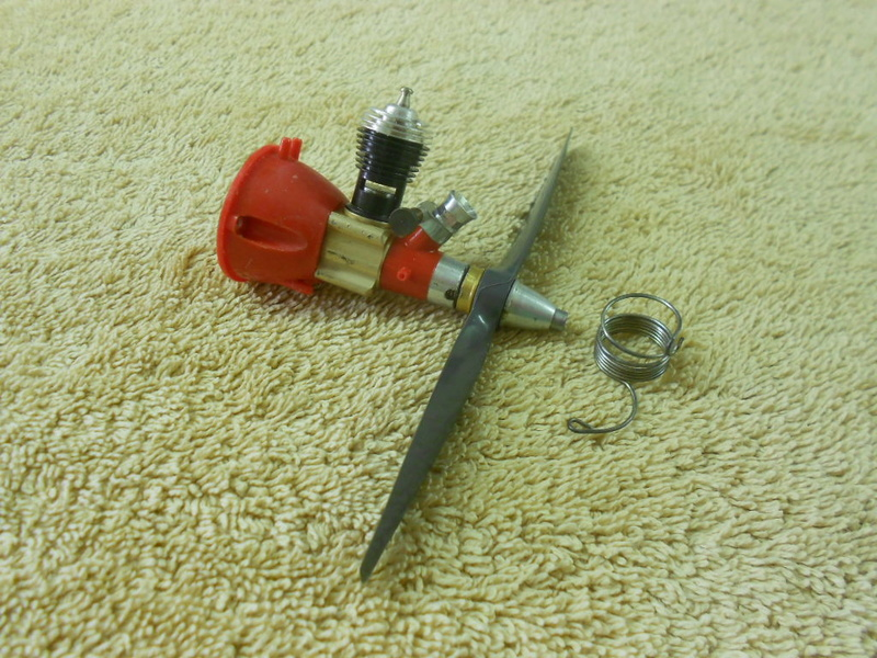 For Sale: Cox Tee Dee engines.  020, 049, 051 . Rat Race 049 reed valve - Norvell 061 Cox_0213