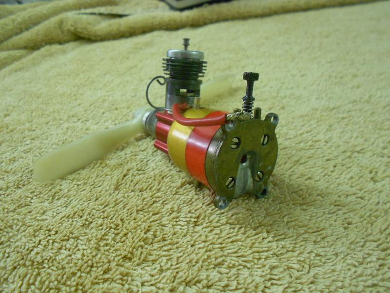 For Sale: Cox Tee Dee engines.  020, 049, 051 . Rat Race 049 reed valve - Norvell 061 Cox_0410