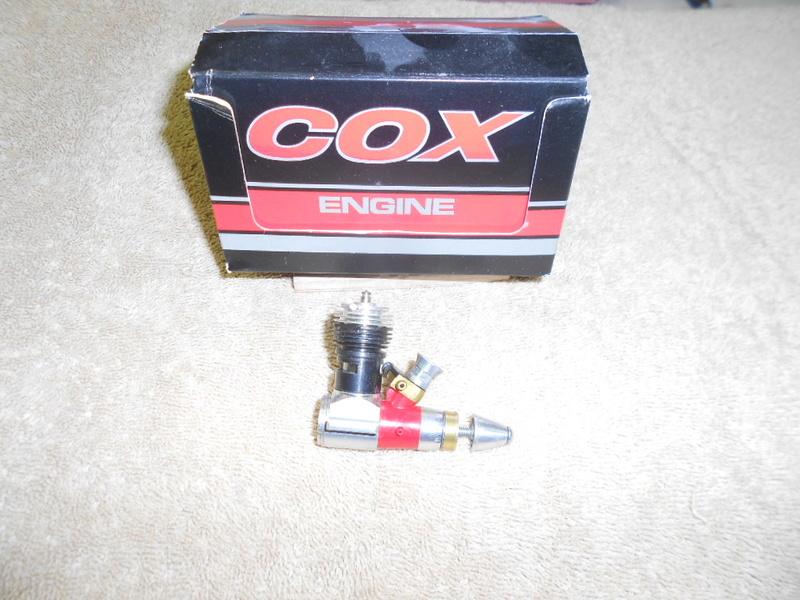 For Sale: Cox Tee Dee engines.  020, 049, 051 . Rat Race 049 reed valve - Norvell 061 Cox_0510