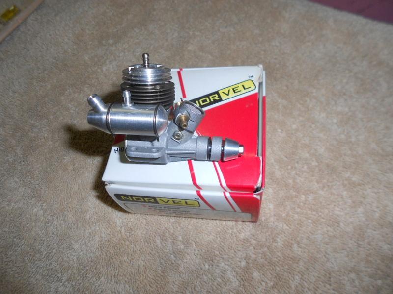 For Sale: Cox Tee Dee engines.  020, 049, 051 . Rat Race 049 reed valve - Norvell 061 Norvel10