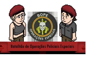 Polícia BOPE ® Oficial