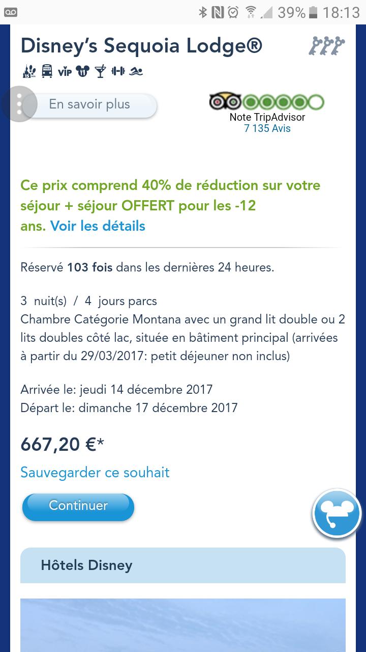 Organisation pour fêter Noël 2017 à Disneyland Paris (11 novembre au 7 janvier 2018)      - Page 2 Screen10