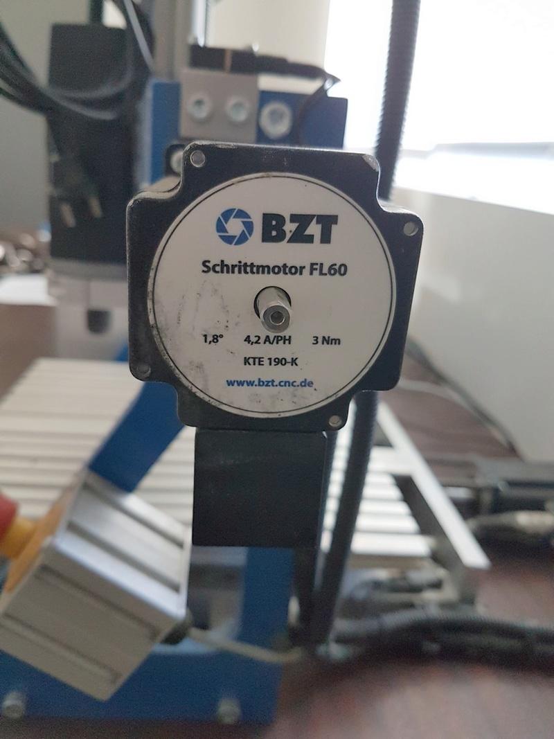 Mise en route BZT PFL330c  B2017016