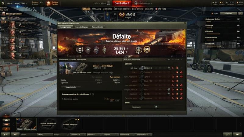 RECORD A BATTRE M4A3E2 6KILLS (1416) Shot_010