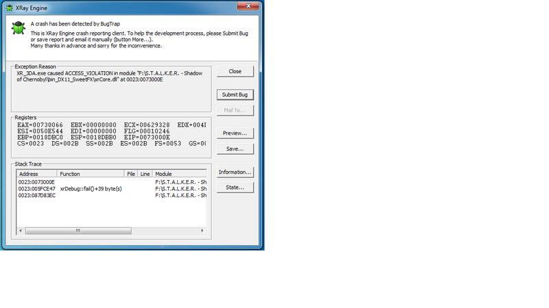 StalkerSoup installation problems... Error210