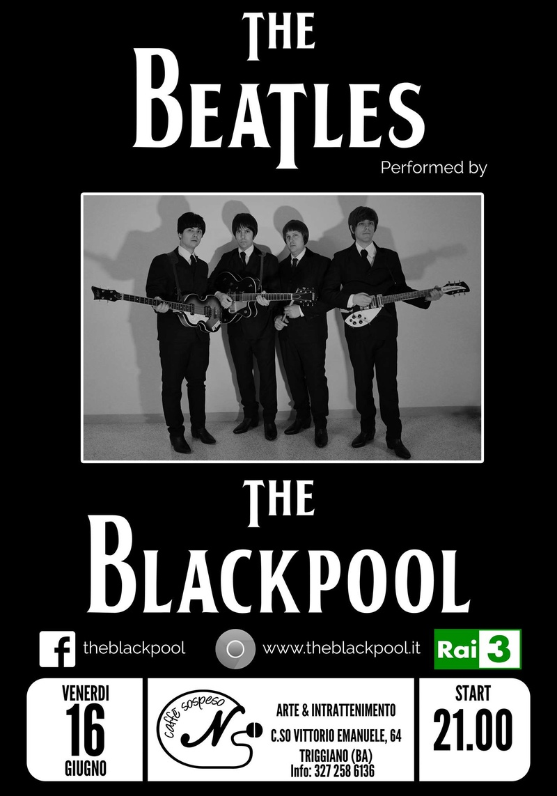The BlackPool-Beatles Tribute Band Live 18986311