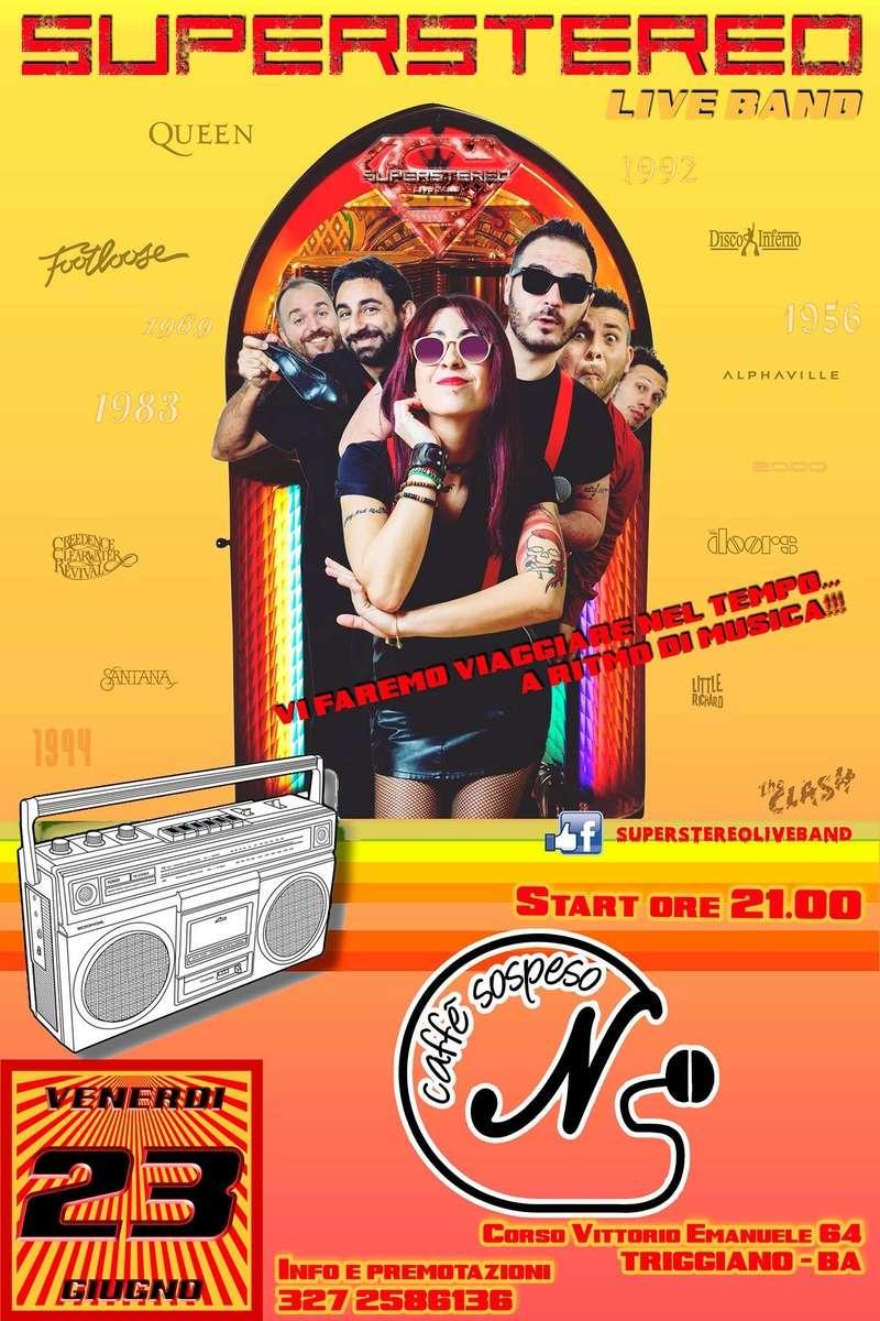 Superstereo Live Band - Rockabilly/Dance 70/Pop/R&B 19126210