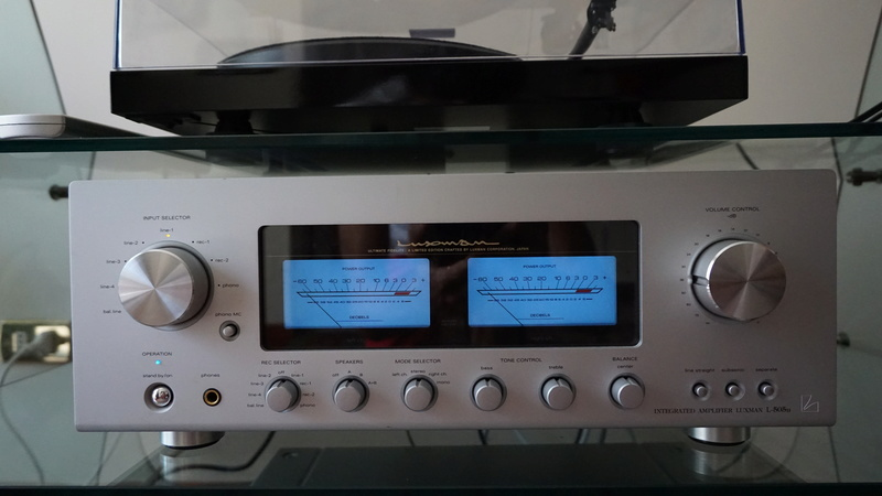 Luxman L505u - Roma Dsc02410