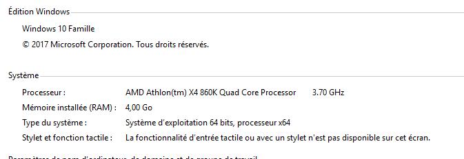 Mon PC refuse d'utiliser de la RAM Config11