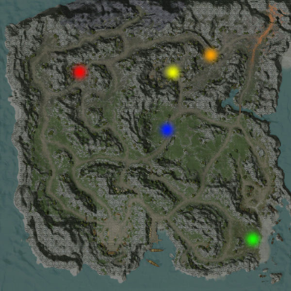 Wiki - Locatie BOSI #Metin2Apollo 2a10