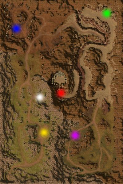 Wiki - Locatie BOSI #Metin2Apollo 4a10