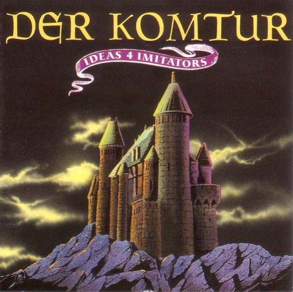 Ideas 4 Imitators - Der Komtur (1990) Maxi MiniCD Original R-595510