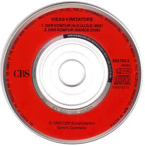 Ideas 4 Imitators - Der Komtur (1990) Maxi MiniCD Original R-595513