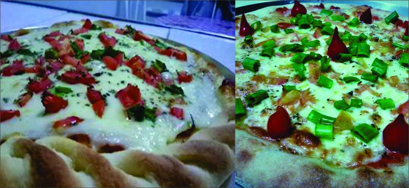 A boa pizza deve seduzir os olhos. Como tornar nossas pizzas irresistíveis? Ousar10