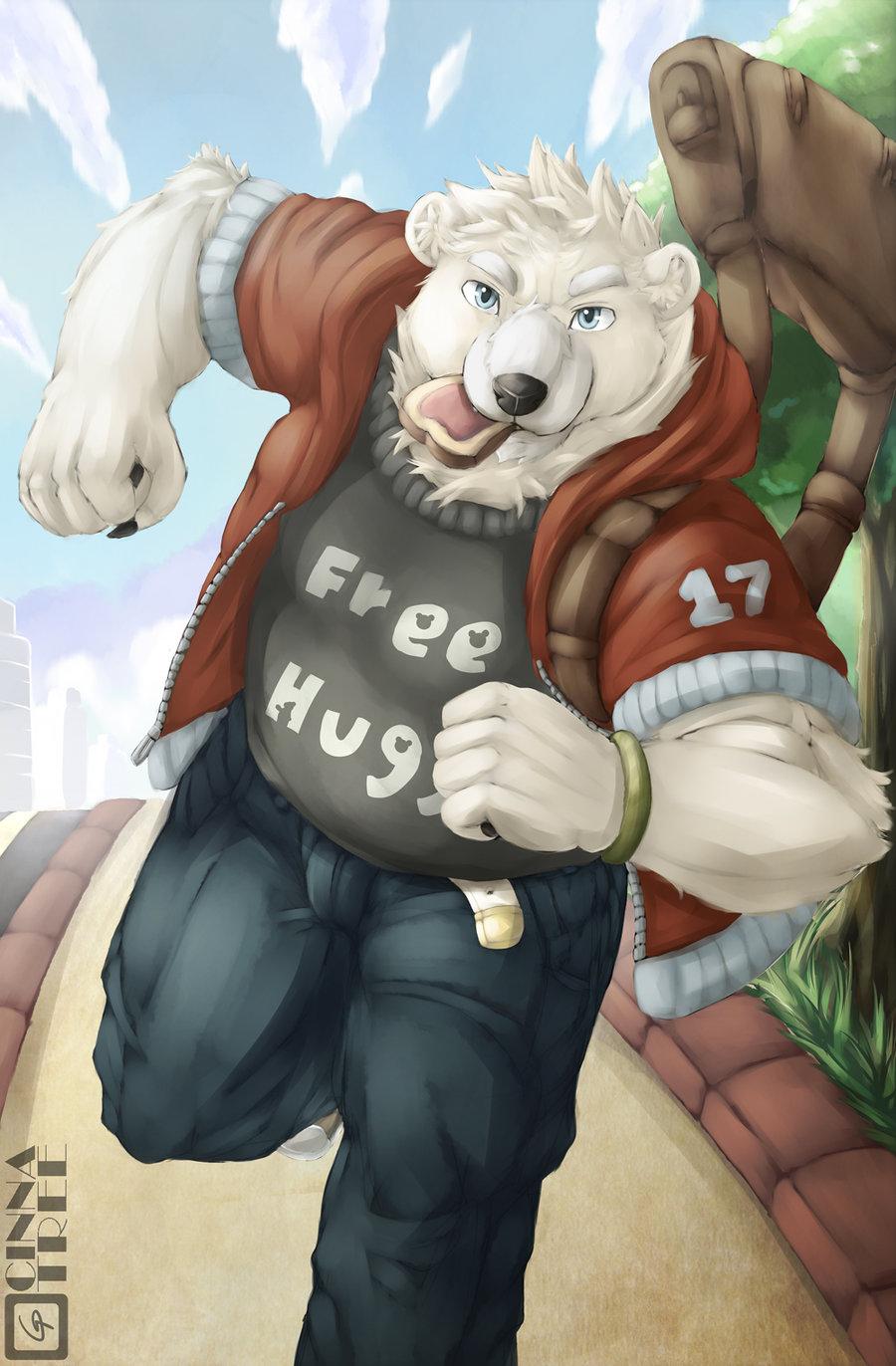 Koda, el joven hombre oso salvaje Gift_l10