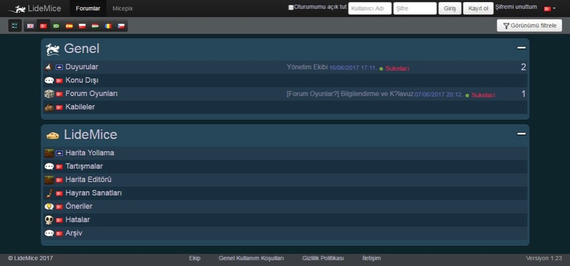 LideMice Transformice Pirata 1.380 Forum10
