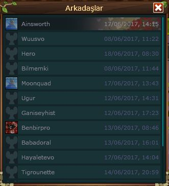 LideMice Transformice Pirata 1.380 Friend10