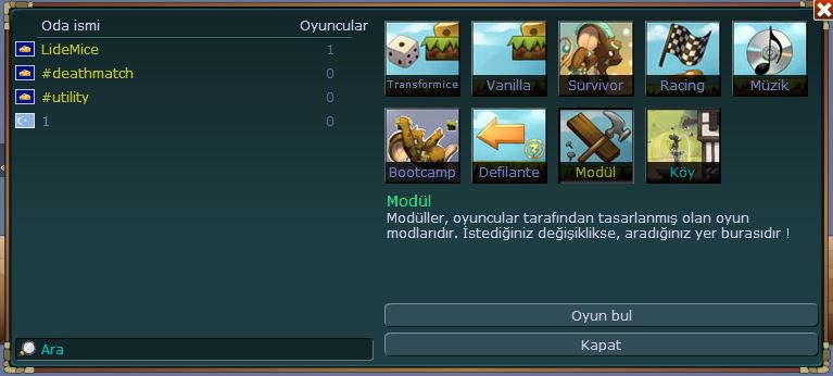 LideMice Transformice Pirata 1.380 Module10