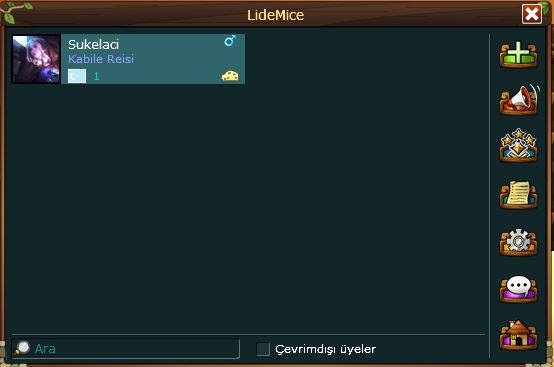 LideMice Transformice Pirata 1.380 Tribe10