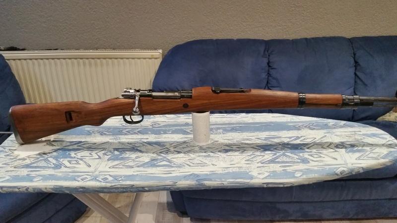 Mon premier achat un M48 Yougoslave 20170624