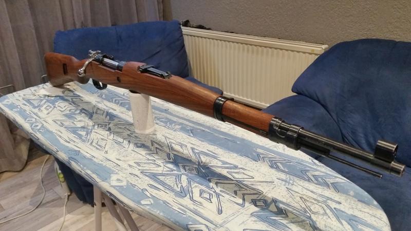 Mon premier achat un M48 Yougoslave 20170626