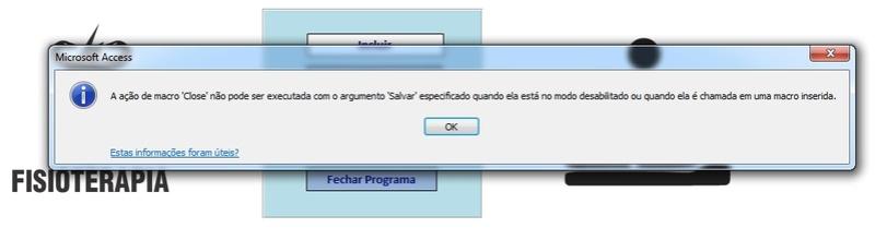 Banco Criado 2010 não abre 2007 Erroac10
