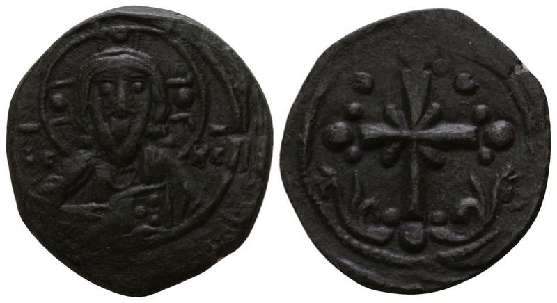 Follis anónimo atribuido a Nicéforo III Follis10