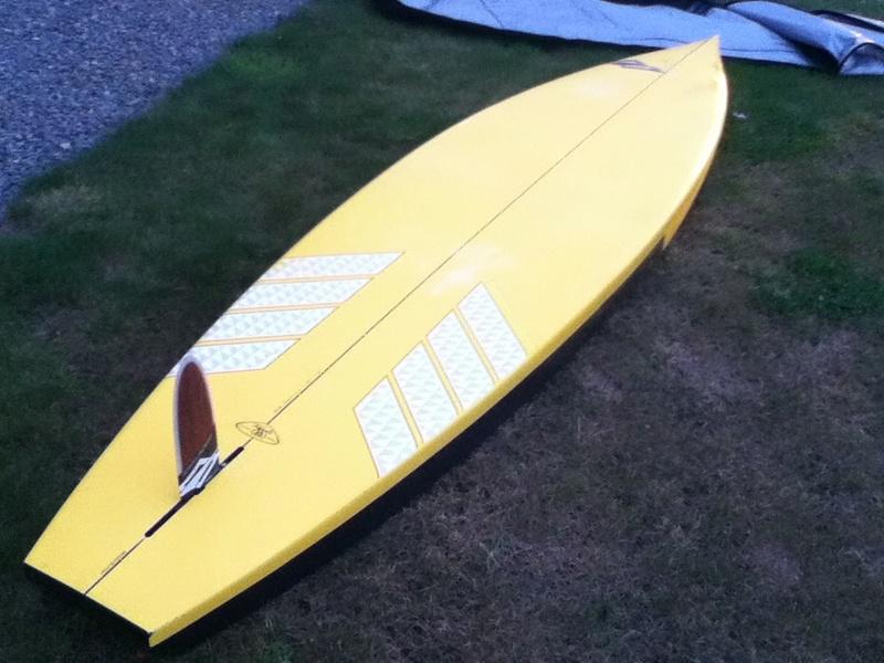 Naish Glide Javelin 12'6 Carbone - VENDUE (en moins de 24h !) Img_0311