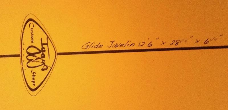 Naish Glide Javelin 12'6 Carbone - VENDUE (en moins de 24h !) Img_1210