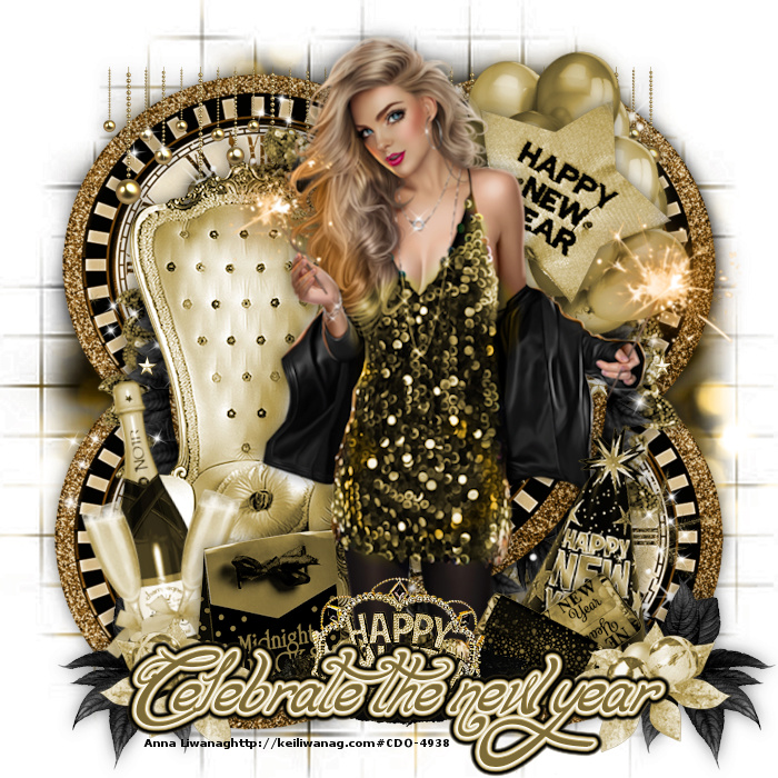 Happy New Year Celebr10