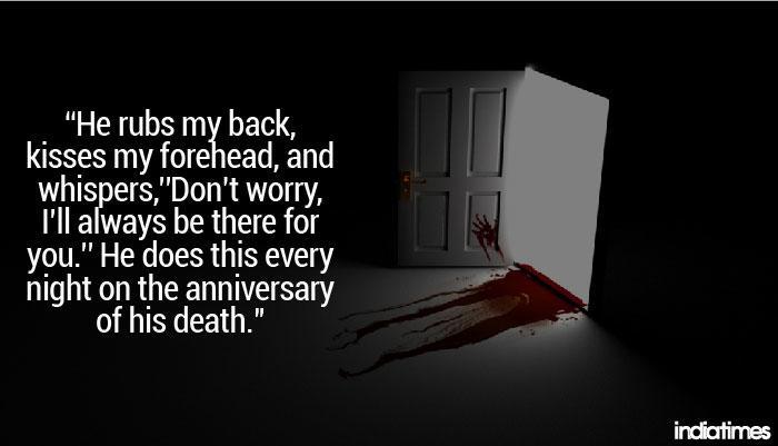 ghost stories Death10