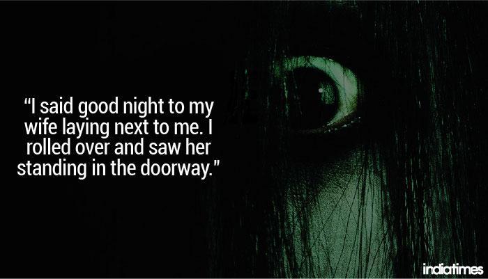 ghost stories Door10
