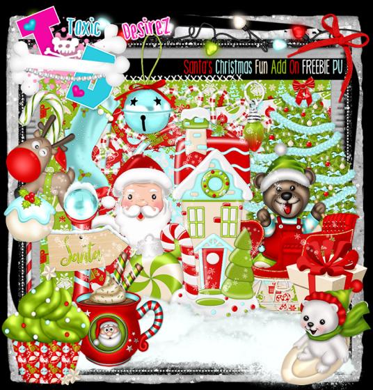 XMAS KITSNEW Santas10
