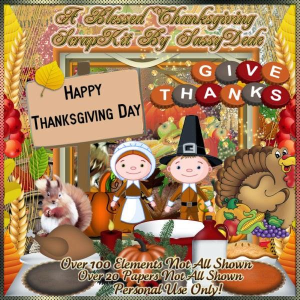 Thanksgiving kits Tg110