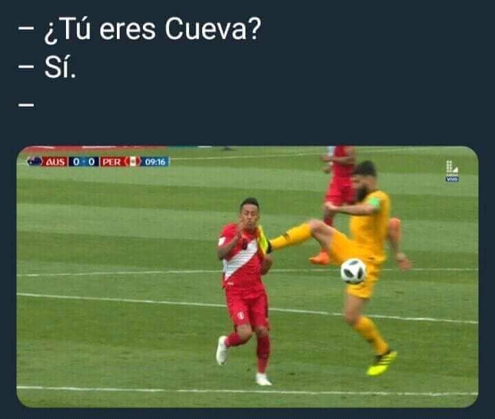 Memes de fútbol Peru310